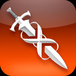 Cover for Infinity Blade.