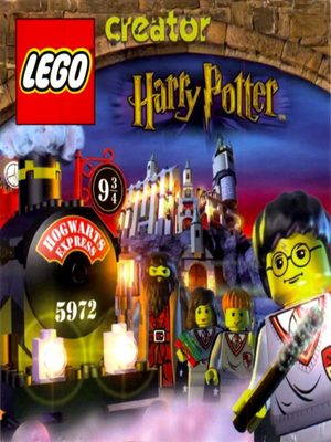 Cover for Lego Creator: Harry Potter.