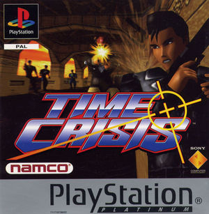Cover for Time Crisis.