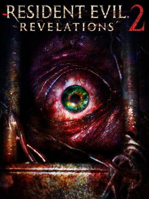 Cover for Resident Evil: Revelations 2.