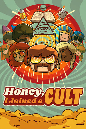 Cover for Honey, I Joined a Cult.