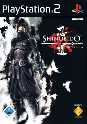 Cover for Shinobido: Way of the Ninja.