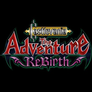 Cover for Castlevania: The Adventure ReBirth.