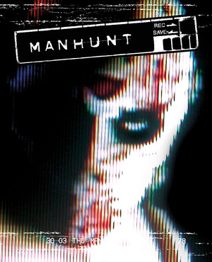Cover for Manhunt.
