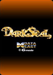 Cover for Dark Seal.