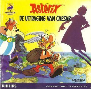 Cover for Astérix: Caesar's Challenge.