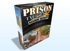 Cover for Prison Tycoon 2: Maximum Security.
