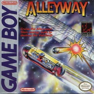 Cover for Alleyway.