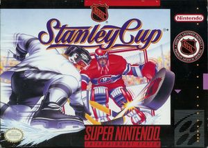 Cover for NHL Stanley Cup.
