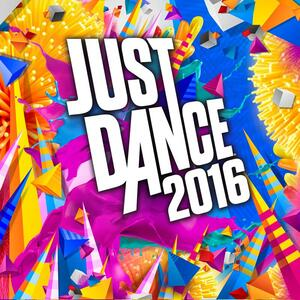 Cover for Just Dance 2016.