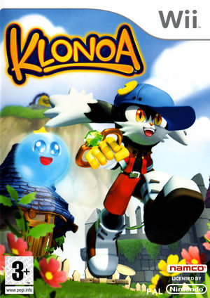 Cover for Klonoa.