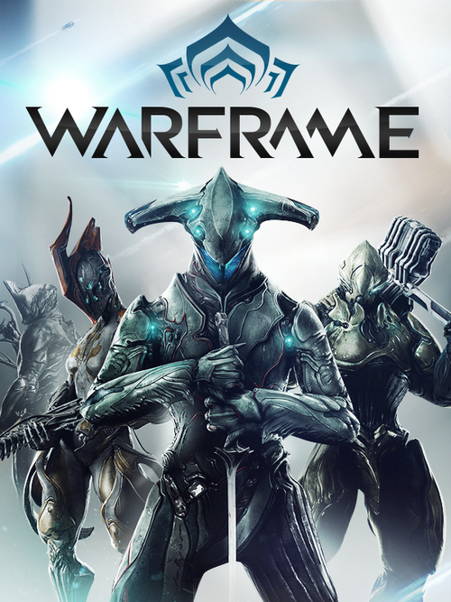 Cover for Warframe.