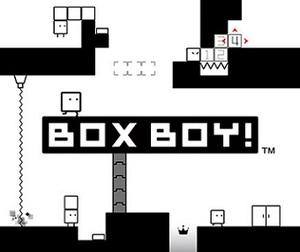 Cover for BOXBOY!.