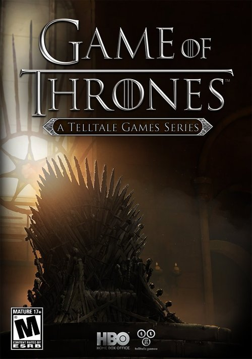 Cover for Game of Thrones.