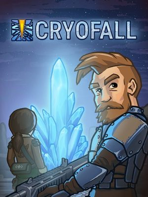 Cover for CryoFall.
