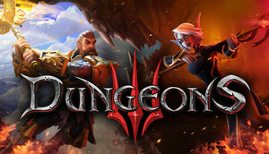 Cover for Dungeons 3.