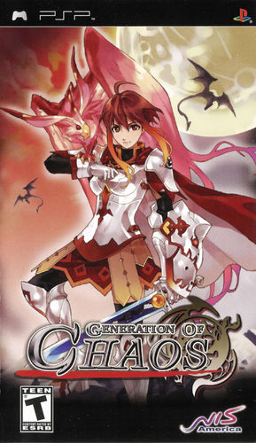 Cover for Generation of Chaos.