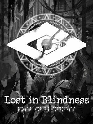 Cover for Lost in Blindness.