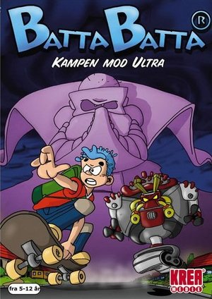 Cover for Batta Batta: Kampen mod Ultra.
