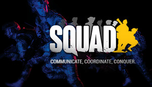 Cover for Squad.