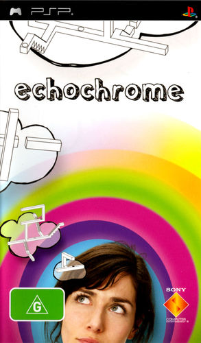 Cover for echochrome.