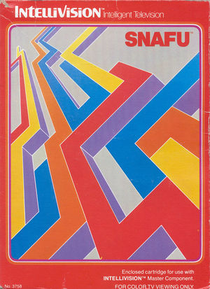 Cover for Snafu.
