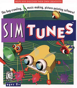 Cover for SimTunes.