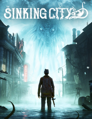 Cover for The Sinking City.