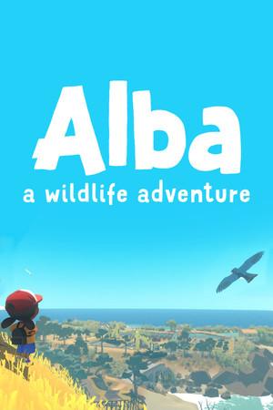 Cover for Alba: A Wildlife Adventure.