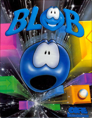 Cover for Blob.