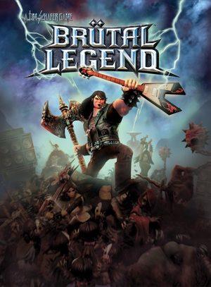 Cover for Brütal Legend.