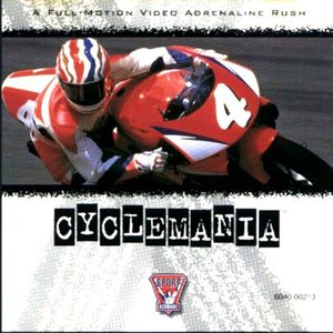 Cover for Cyclemania.