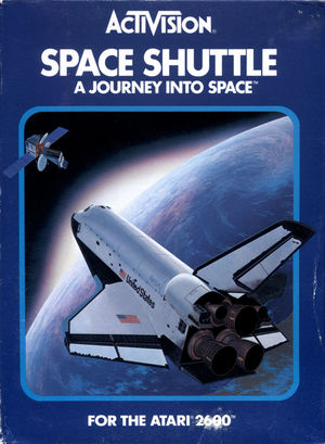 Cover for Space Shuttle: A Journey into Space.