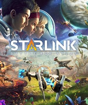 Cover for Starlink: Battle for Atlas.