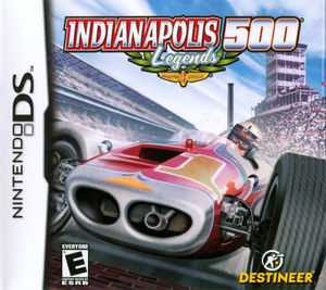 Cover for Indianapolis 500 Legends.