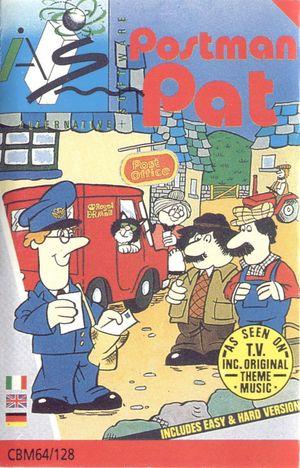 Cover for Postman Pat.