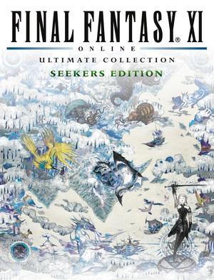 Cover for Final Fantasy XI: Online: Treasures of Aht Urhgan.