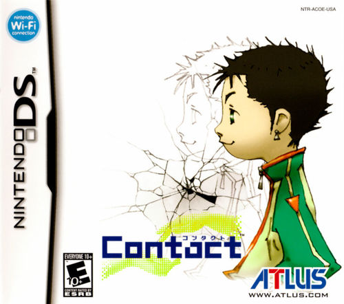 Cover for Contact.