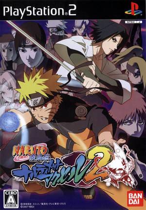Cover for Naruto Shippūden: Narutimate Accel 2.