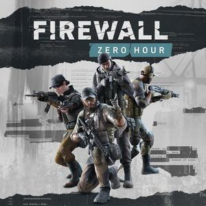 Cover for Firewall: Zero Hour.