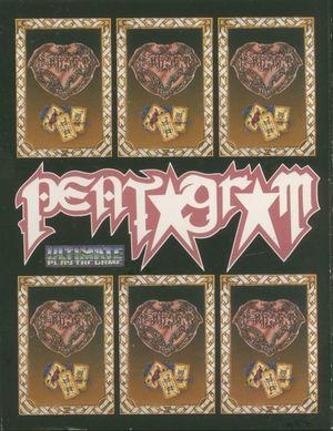 Cover for Pentagram.
