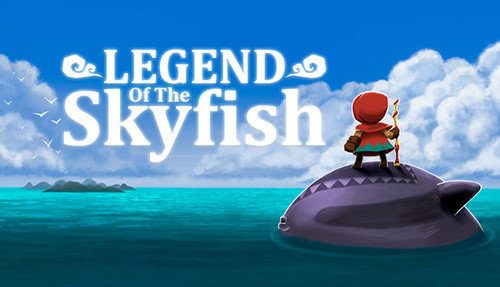 Cover for Legend of the Skyfish.