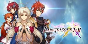 Cover for Langrisser I & II.