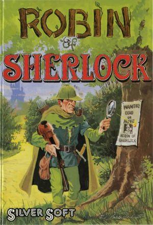 Cover for Robin of Sherlock.