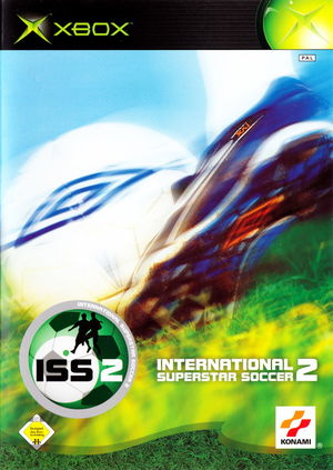 Cover for International Superstar Soccer 2.