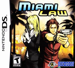 Cover for Miami Law.