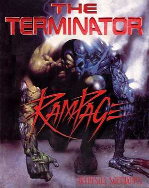 Cover for The Terminator: Rampage.