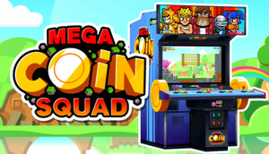Cover for Mega Coin Squad.