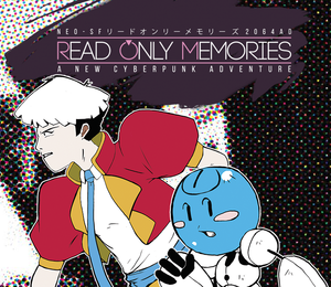 Cover for 2064: Read Only Memories.