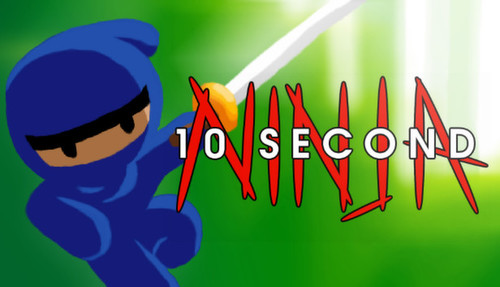 Cover for 10 Second Ninja.